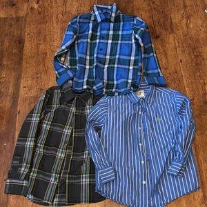 Boys Old Navy Dress Shirt Bundle(EUC)